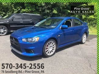 2008 Mitsubishi Lancer in Pine Grove PA