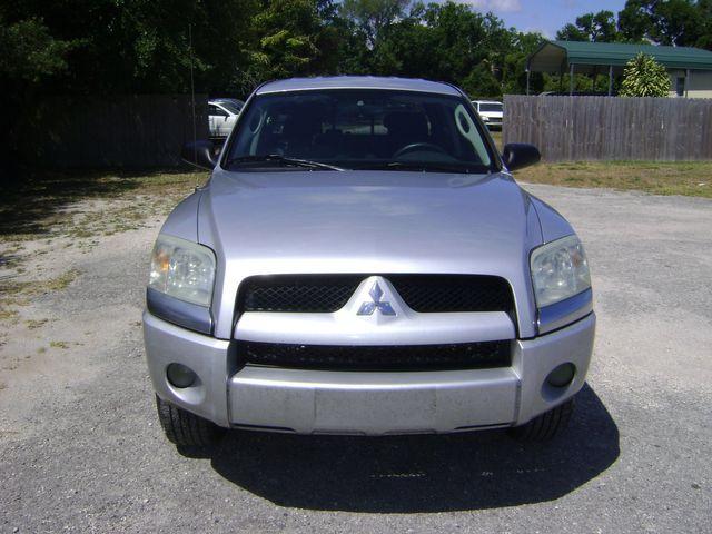 2008 Mitsubishi Raider CREWCAB in Fort Pierce, FL 34982