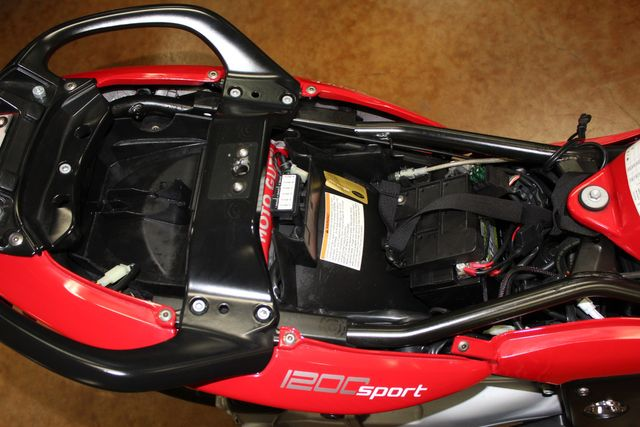 2008 Moto Guzzi 1200 Sport Austin , Texas 12