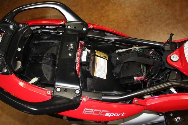 2008 Moto Guzzi 1200 Sport in Austin, Texas 78726