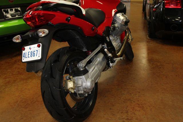 2008 Moto Guzzi 1200 Sport Austin , Texas 1