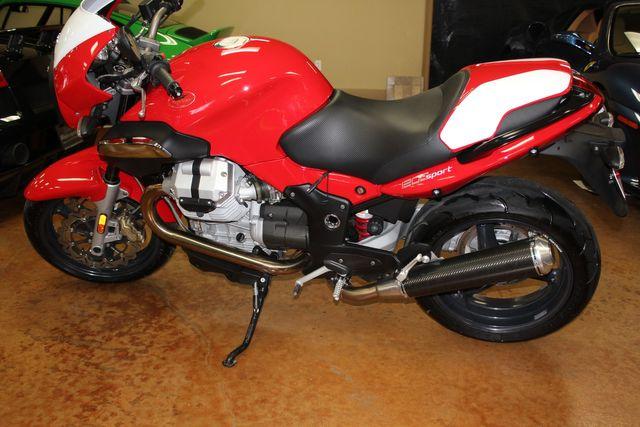2008 Moto Guzzi 1200 Sport Austin , Texas 2