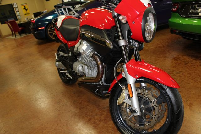 2008 Moto Guzzi 1200 Sport Austin , Texas 4