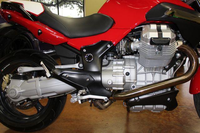 2008 Moto Guzzi 1200 Sport Austin , Texas 6