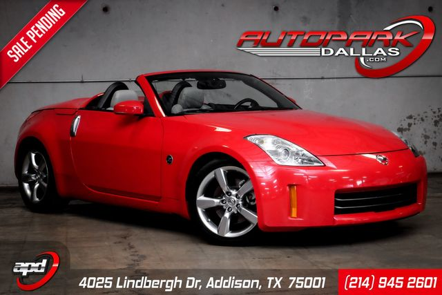 2008 Nissan 350Z Enthusiast Low Mileage 1 OWNER