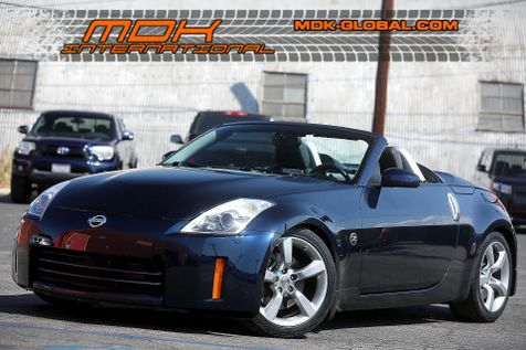 2008 Nissan 350Z Touring - Bilsten coilovers - exhaust - intake in Los Angeles