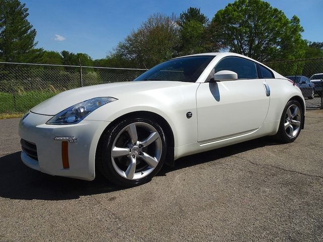2008 Nissan 350Z Touring Madison, NC 6
