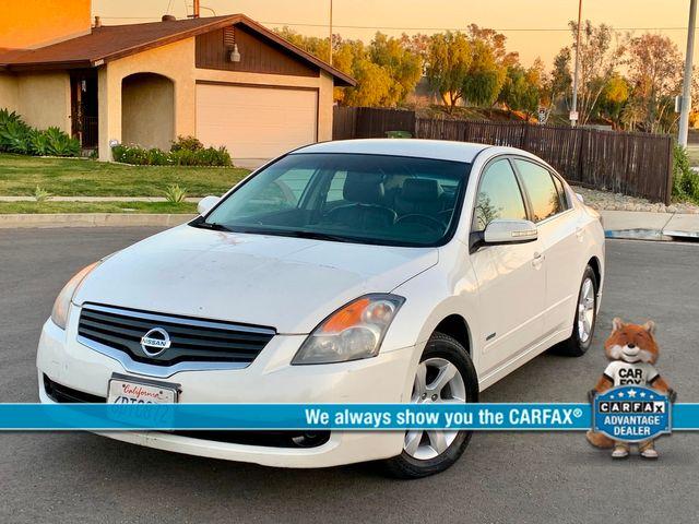 2008 Nissan ALTIMA 2.5L HYBRID SEDAN NAVIGATION LEATHER SERVICE RECORDS