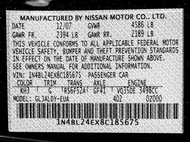 2008 Nissan Altima 3.5 SE Burbank, CA 25