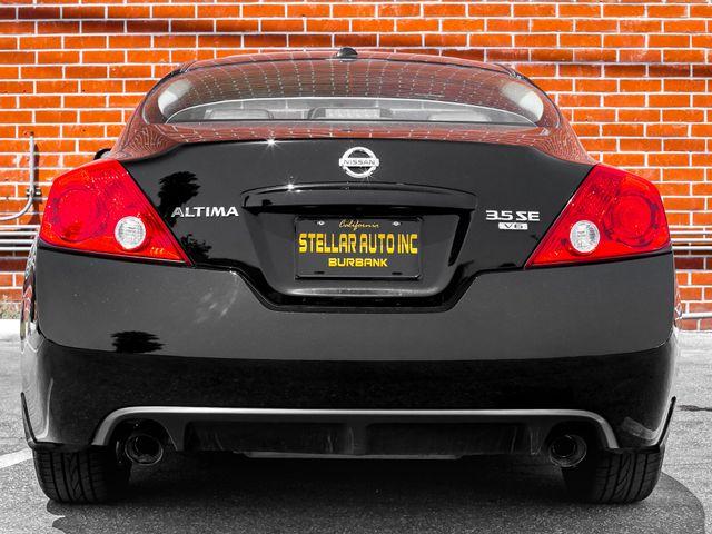 2008 Nissan Altima 3.5 SE Burbank, CA 3