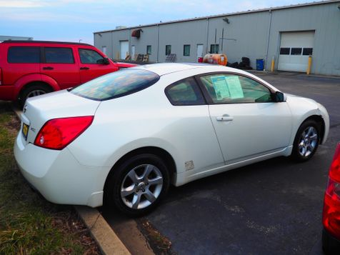 2008 Nissan Altima 2.5 S   Champaign, Illinois   The Auto Mall of Champaign in Champaign, Illinois