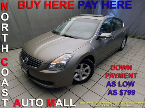 2008 Nissan Altima 3.5 SL As low as $799 DOWN in Cleveland, Ohio