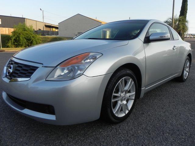 2008 Nissan Altima Coupe 3.5 SE