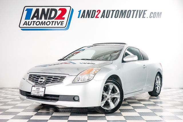 2008 Nissan Altima in Dallas TX