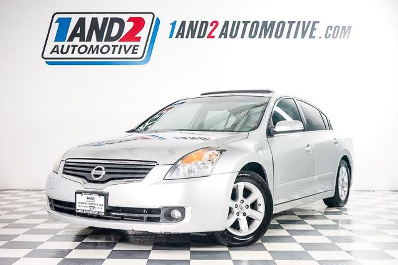 2008 Nissan Altima 3.5 SL in Dallas TX