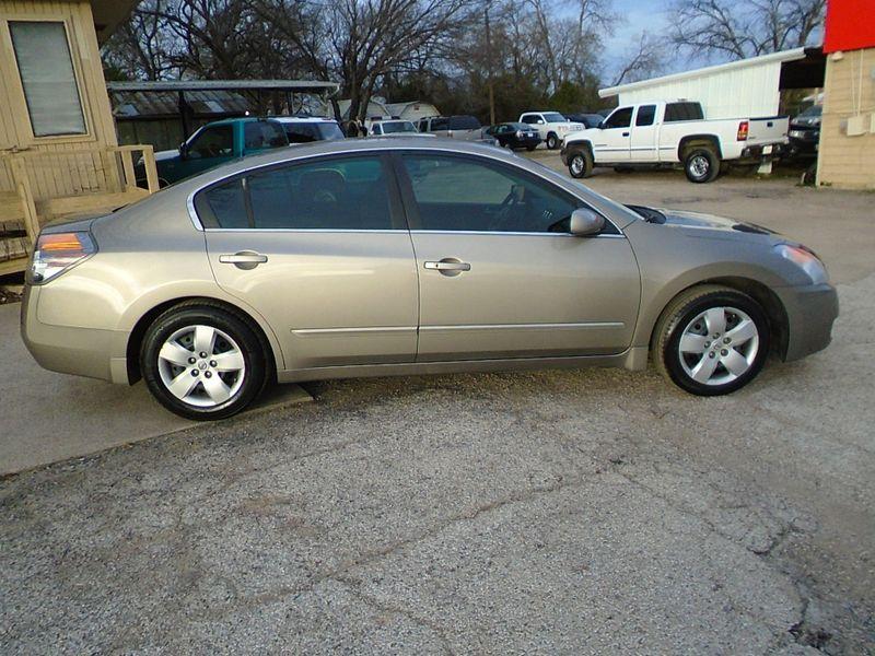 2008 Nissan Altima 2.5 S | Fort Worth, TX | Cornelius Motor Sales in Fort Worth TX