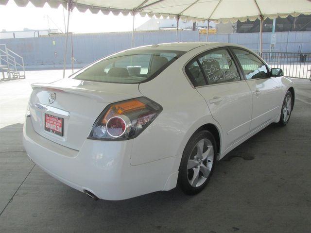2008 Nissan Altima 3.5 SE Gardena, California 2