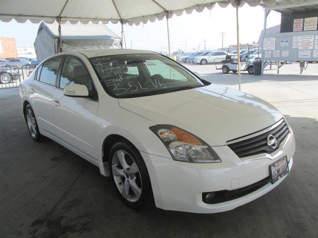 2008 Nissan Altima 3.5 SE Gardena, California 3