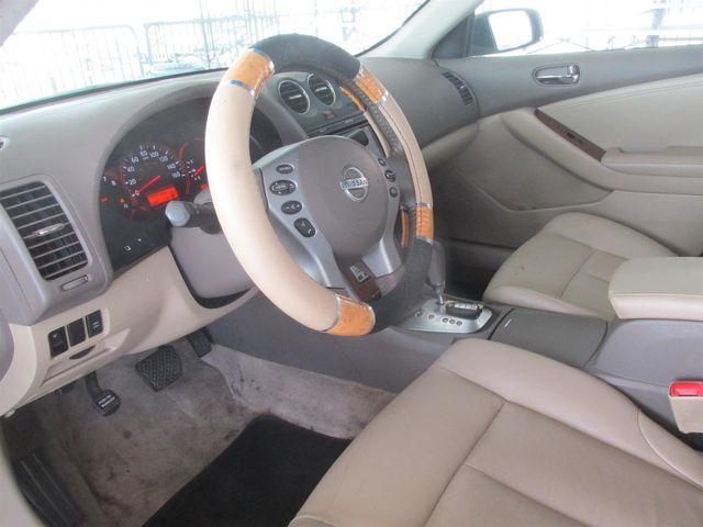 2008 Nissan Altima 3.5 SE Gardena, California 4
