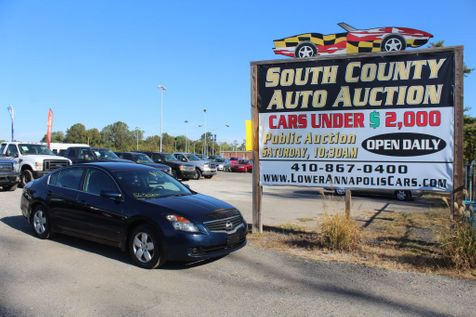 2008 Nissan ALTIMA 2.5 in Harwood, MD