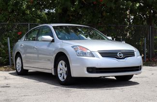 2008 Nissan Altima Hybrid Hollywood, Florida 1