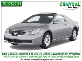2008 Nissan Altima 2.5 S | Hot Springs, AR | Central Auto Sales in Hot Springs AR