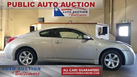 2008 Nissan Altima 2.5 S | JOPPA, MD | Auto Auction of Baltimore  in JOPPA, MD
