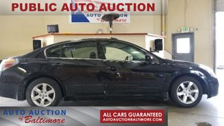 2008 Nissan ALTIMA  | JOPPA, MD | Auto Auction of Baltimore  in Joppa MD