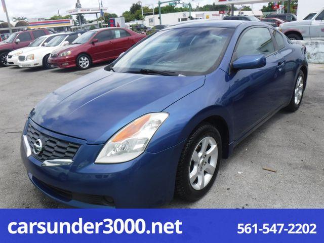 2008 Nissan Altima 2.5 S Lake Worth , Florida 1
