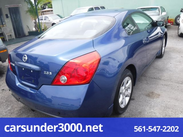 2008 Nissan Altima 2.5 S Lake Worth , Florida 2