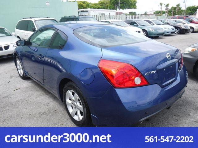 2008 Nissan Altima 2.5 S Lake Worth , Florida 3