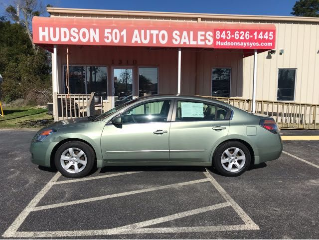 2008 Nissan Altima 2.5 SL | Myrtle Beach, South Carolina | Hudson Auto Sales in Myrtle Beach South Carolina