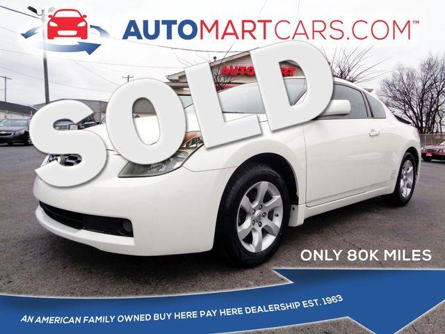 2008 Nissan Altima 2.5 S   Nashville, Tennessee   Auto Mart Used Cars Inc. in Nashville Tennessee