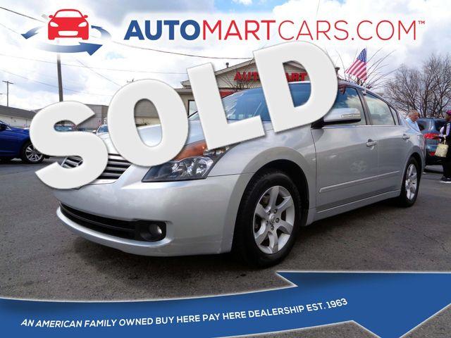 2008 Nissan Altima 3.5 SL | Nashville, Tennessee | Auto Mart Used Cars Inc. in Nashville Tennessee