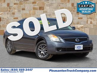 2008 Nissan Altima 2.5 S | Pleasanton, TX | Pleasanton Truck Company in Pleasanton TX