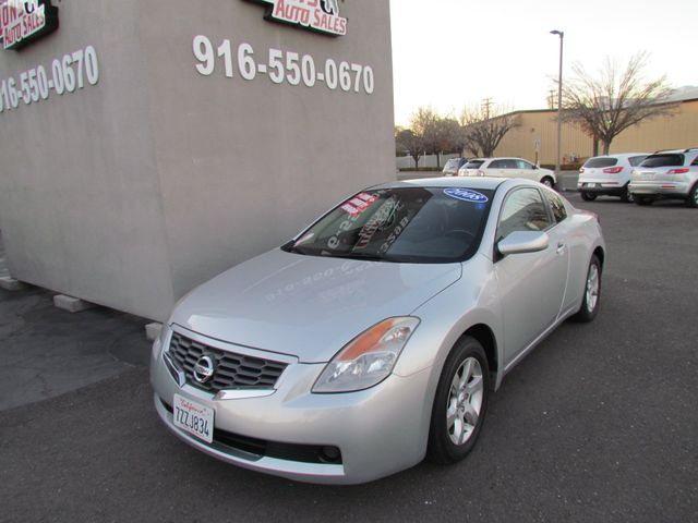 2008 Nissan Altima 2.5 S Low Miles