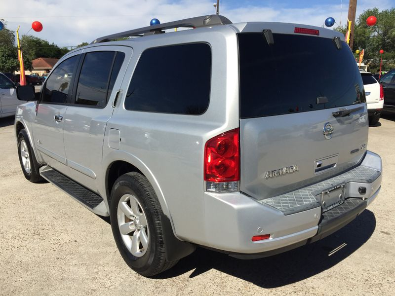 2008 Nissan Armada SE  Brownsville TX  English Motors  in Brownsville, TX