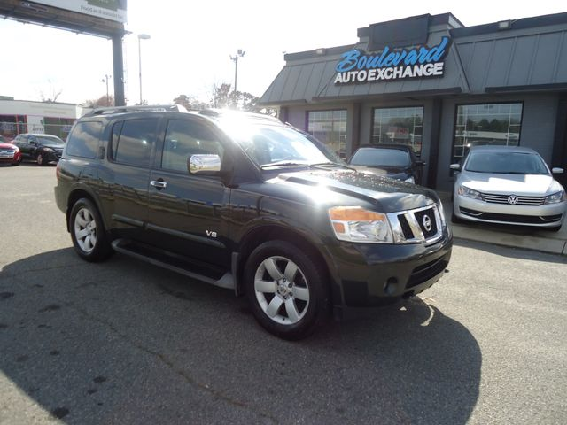 2008 Nissan Armada LE in Charlotte, North Carolina 28212