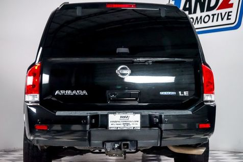 2008 Nissan Armada LE in Dallas, TX