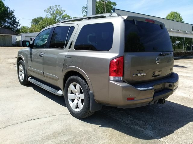2008 Nissan Armada LE Houston, Mississippi 5