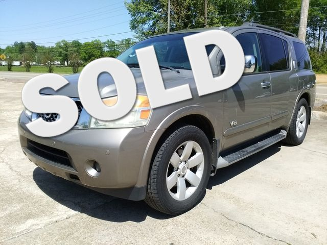 2008 Nissan Armada LE Houston, Mississippi 0