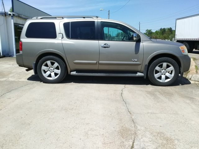 2008 Nissan Armada LE Houston, Mississippi 2