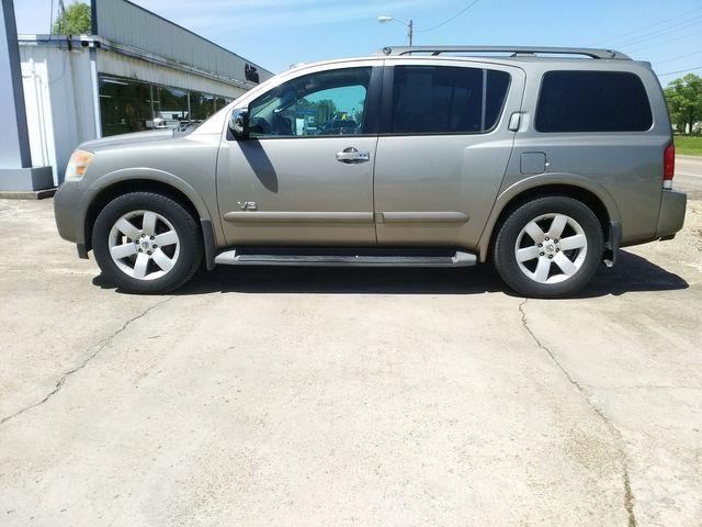 2008 Nissan Armada LE Houston, Mississippi 3