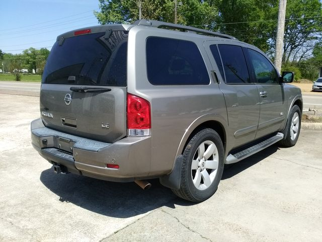 2008 Nissan Armada LE Houston, Mississippi 4