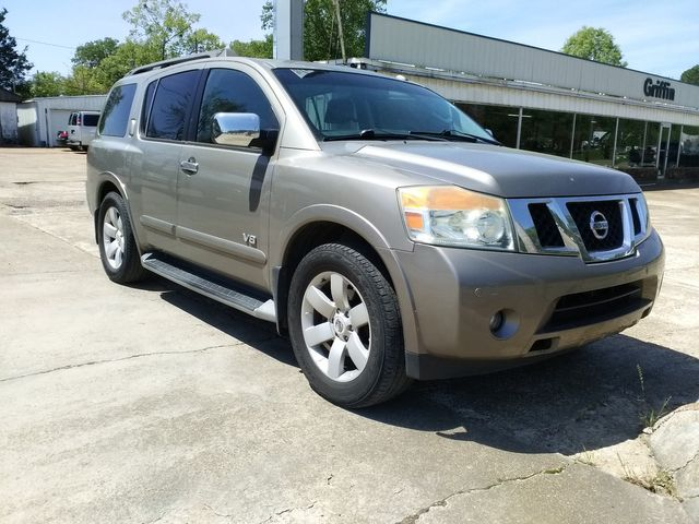 2008 Nissan Armada LE Houston, Mississippi 1