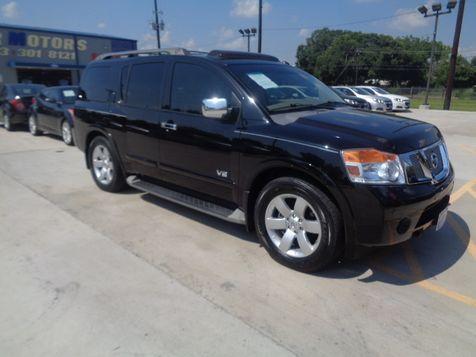 2008 Nissan Armada LE in Houston