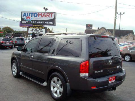 2008 Nissan Armada LE   Nashville, Tennessee   Auto Mart Used Cars Inc. in Nashville, Tennessee