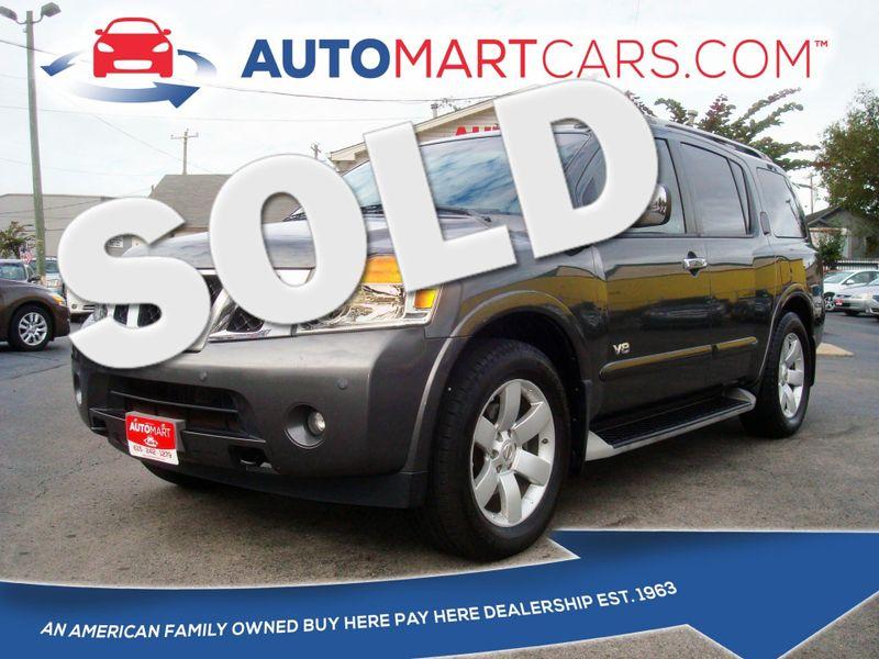 2008 Nissan Armada LE | Nashville, Tennessee | Auto Mart Used Cars Inc. In