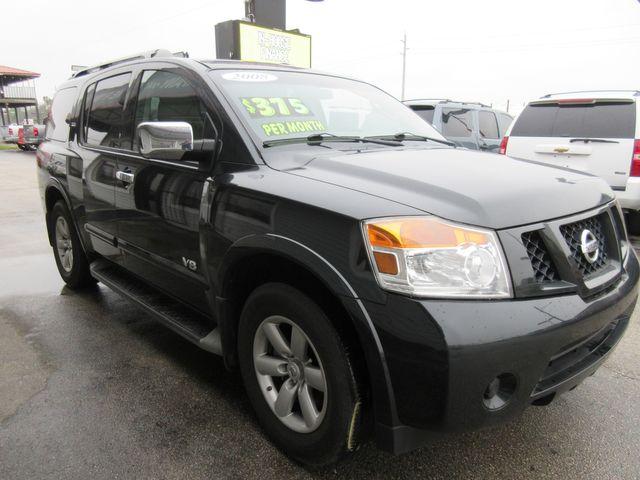 2008 Nissan Armada SE south houston, TX 4
