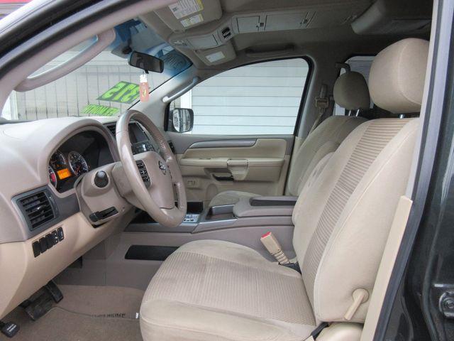 2008 Nissan Armada SE south houston, TX 5